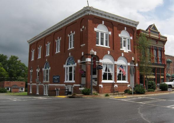 American Hometown Realty Building Tallapoosa, Georgia